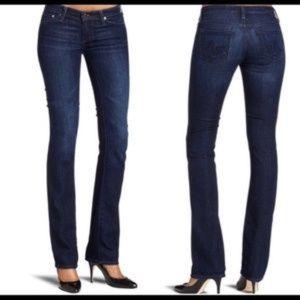 AG Adriano Goldschmeid Ballad Boot Cut Jeans 27